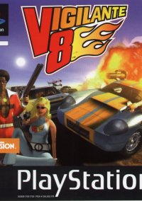 Vigilante 8 – фото обложки игры
