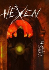 Обложка HeXen: Beyond Heretic