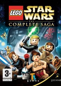 Lego Star Wars: The Complete Saga – фото обложки игры