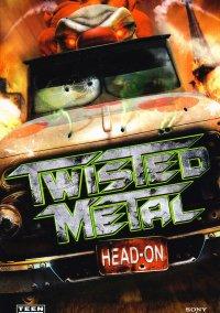 Обложка Twisted Metal: Head-On