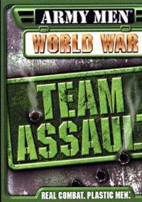 Обложка Army Men World War: Team Assault