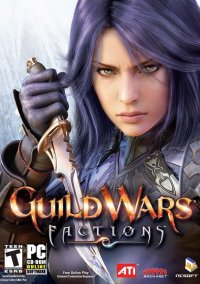 Обложка Guild Wars Factions