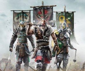 Чем примечательны воины Oni в For Honor?