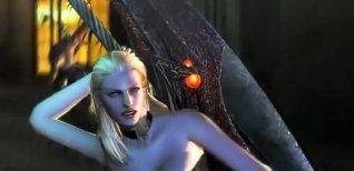 Devil May Cry 4: Special Edition. Геймплей- демонстрация персонажей