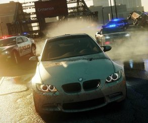E3: дата выхода и трейлеры продолжения Most Wanted