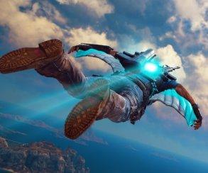 Новый вингсьют из Sky Fortress изменит геймплей Just Cause 3