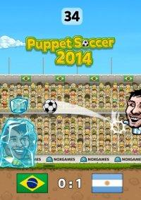 Puppet Soccer 2014 – фото обложки игры
