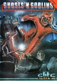 Обложка Ghosts 'n' Goblins