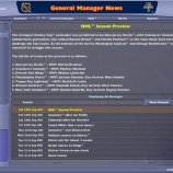 Скриншот NHL Eastside Hockey Manager 2005