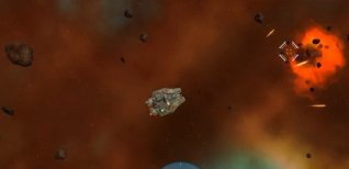 A.I. Space Corps. Геймплейный трейлер