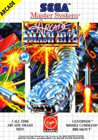 Обложка Arcade Smash Hits