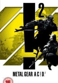 Обложка Metal Gear Acid 2