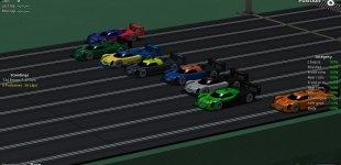 Virtual SlotCars. Геймплейный трейлер