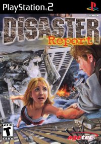 Обложка Disaster Report