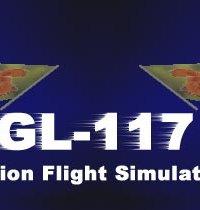 Обложка GL-117 Action Flight Simulator
