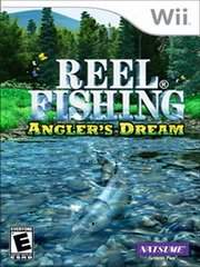 Обложка Reel Fishing: Angler's Dream