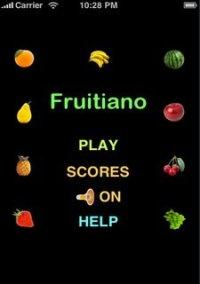 Обложка Fruitiano 2