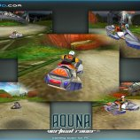 Скриншот Aquna Vertical Racer