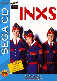 Обложка INXS: Make My Video