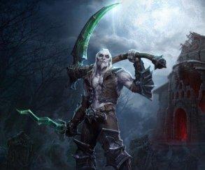 Некромант и Чародейка из Diablo направляются в Heroes of the Storm