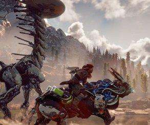 Суеверия, крафт и динозавры: 20 минут геймплея Horizon: Zero Dawn