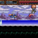 Скриншот Rocket Knight Adventures