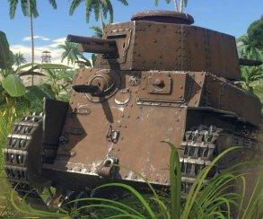 War Thunder наконец покинула бету с«японским» обновлением