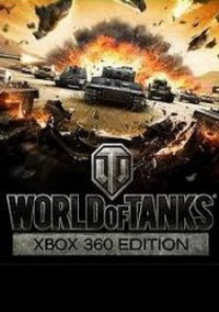 Обложка World of Tanks: Xbox 360 Edition