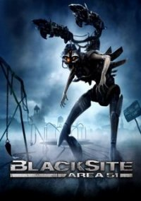 Обложка BlackSite: Area 51