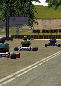 Обложка International Karting