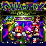 Скриншот Knuckles' Chaotix