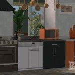 Скриншот The Sims 2: Kitchen & Bath Interior Design Stuff – Изображение 4