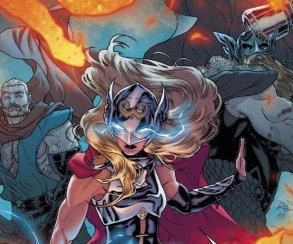 Комиксы недели. Мстители Гидры, сразу три Тора и война в Готэме