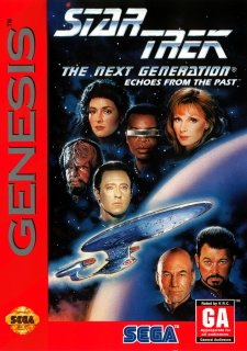 Star Trek: The Next Generation - Echoes from the Past