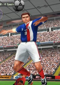 Обложка Microsoft International Football 2000