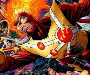 Анонсирован новый персонаж Injustice2 – Огненный шторм