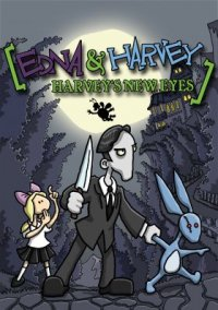 Обложка Edna & Harvey: Harvey's New Eyes
