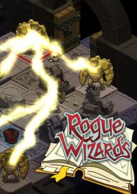 Обложка Rogue Wizards