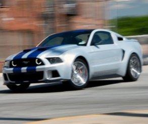 Для фильма Need for speed Ford разработал специальный автомобиль