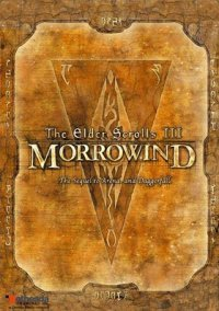 Обложка The Elder Scrolls 3: Morrowind