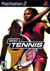 Обложка Sega Sports Tennis