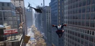Spider-Man (2018). Геймплейный трейлер с E3 2017