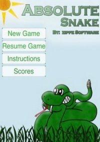 Обложка Absolute Snake