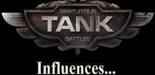 Gratuitous Tank Battles. Видео #2