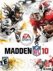 Обложка Madden NFL 10