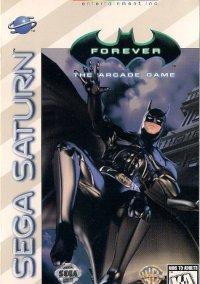 Обложка Batman Forever: The Arcade Game