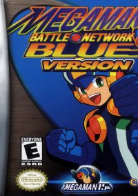 Mega Man Battle Network 3: Blue Version – фото обложки игры