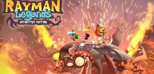 Rayman Legends: Definitive Edition. Трейлер версии для NS