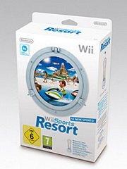 Обложка Wii Sports Resort