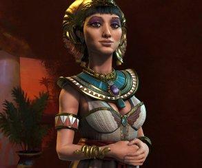 Новый ролик Civilization VI знакомит с Египтом и Клеопатрой